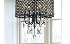 Mckamey 4-light Crystal Chandeliers