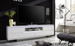 White Modern Tv Stands
