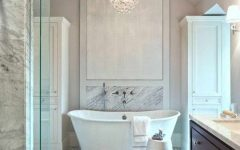 Chandelier Bathroom Lighting