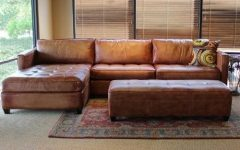 Leather Couches With Chaise