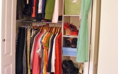 Double Up Wardrobes Rails