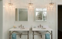 Mini Bathroom Chandeliers
