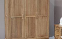 Large Oak Wardrobes