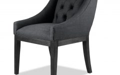 Alexa Black Side Chairs