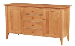 "Heurich 59"" Wide Buffet Tables"