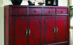 Seven Seas Asian Sideboards