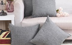 Sofas with Oversized Pillows