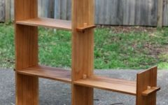 Flat Pack Bookcases