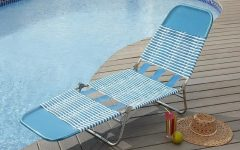 Folding Chaise Lounge Lawn Chairs