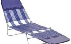 Folding Chaise Lounges