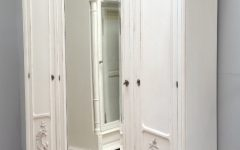 Antique French Wardrobes