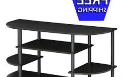 Furinno Turn-n-tube No Tool 3-tier Entertainment Tv Stands