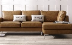 Leather Sofa Chaises