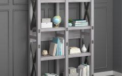 Gladstone Etagere Bookcases