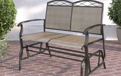 Speckled Glider Benches