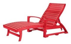Heavy Duty Outdoor Chaise Lounge Chairs