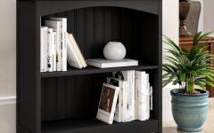 Herrin 2 Tier Standard Bookcases