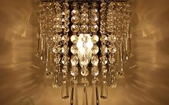 Wall Mounted Chandelier Lighting