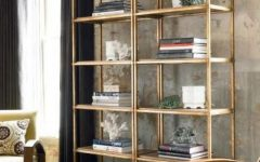 Painted Shelving Units