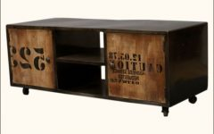 Industrial Tv Cabinets