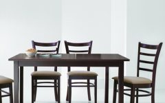 Baxton Studio Keitaro 5 Piece Dining Sets