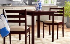 Kinsler 3 Piece Bistro Sets