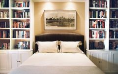 Bookcases Bed