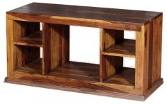 Hardwood Tv Stands