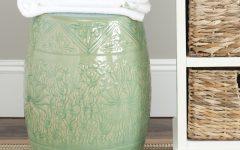 Lavin Ceramic Garden Stools