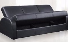 Leather Sofas with Storage