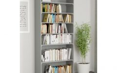 Grey Bookcases