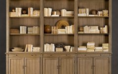 Library Wall Units Bookcases