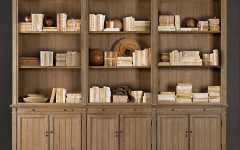 Bookcases Library Wall Unit
