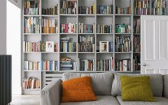 Wall to Wall Bookcases