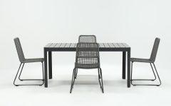 Pilo Grey Side Chairs