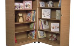 Lockable Bookcases