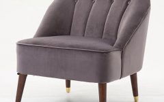 Lucy Grey Sofa Chairs