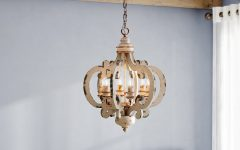 Lynn 6-light Geometric Chandeliers