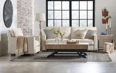 Magnolia Home Ravel Linen Sofa Chairs