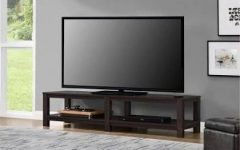 Mainstays Parsons Tv Stands with Multiple Finishes