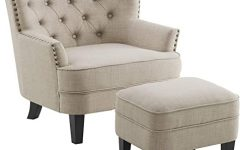 Michalak Cheswood Armchairs and Ottoman