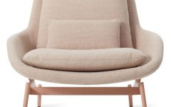 Chadwick Tomato Swivel Accent Chairs