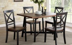 Cargo 5 Piece Dining Sets