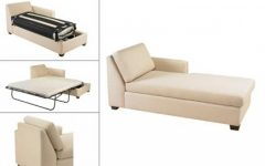 Chaise Sleepers