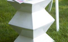 Jadiel Ceramic Garden Stools