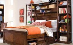 Bed Frame Bookcases