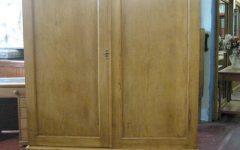 Victorian Pine Wardrobes