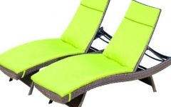 Chaise Lounge Chairs with Cushions