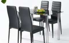 Lamotte 5 Piece Dining Sets