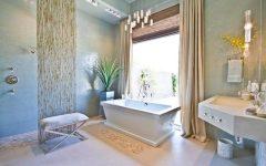 Modern Bathroom Chandeliers